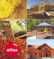 Altax ( Альтакс - професійний захист деревини)