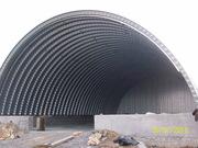 Строим складские помещения по цене от 500грн.м2