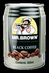 Холодный кофе Mr.Brown