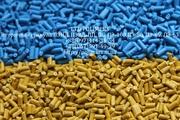 Продаємо вторинну гранулу ПЕ-100,  ПЕ-80,  ПС,  ППР,  трубний поліетилен