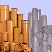 Трубы ПВХ и фитинги для наружной канализации Черновцы