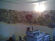 художественная барельефная отделка интерьеров