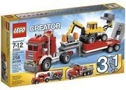 Дешево!!! Бесплатная доставка Lego City Строительный тягач 31005