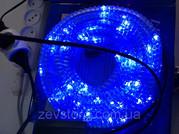 Светодиодный дюралайт LED 10м с контроллером