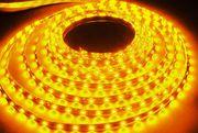 Светодиодная (LED) лента 60SMD(5050)12V 5м. Синий цвет