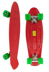 Скейт Penny Board красный