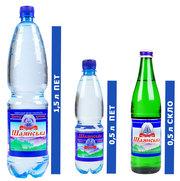 Продажа минеральной воды,  крупный опт