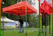 Раздвижные шатры - это самый удобный и легкий способ быстро и качестве