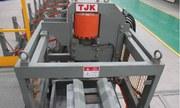 Линия для мерной резки пилой арматуры TJK GJW0816