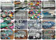 Купим полигонные отходы пластмасс навалом: ПНД флакон/канистра,  ПС,  ПП