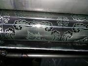 Печатная машина глубокой печати,  ротогравюра одноцветная